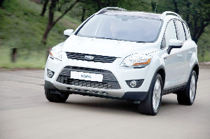 The new kuga is not only stylish but caters for the day-to-day needs of its drivers.