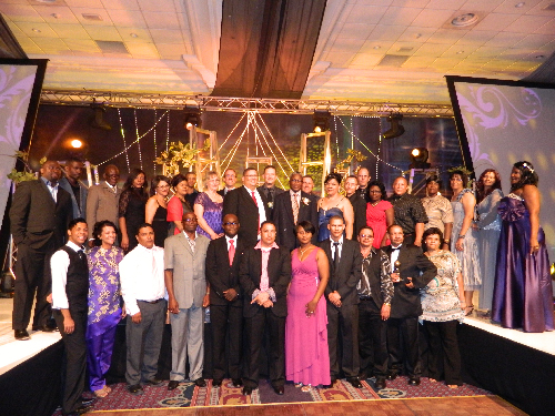 Telecom recognised and celebrated the outstanding achievements of its staff for the financial year ended 30 September 2011 at a special function which took place at the Safari Court & Conference Centre last week, Friday. (Photograph by Lorato Khobetsi)