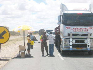 Shell Namibia will conduct public education on road safety over the festive season. (Photograph contributed)