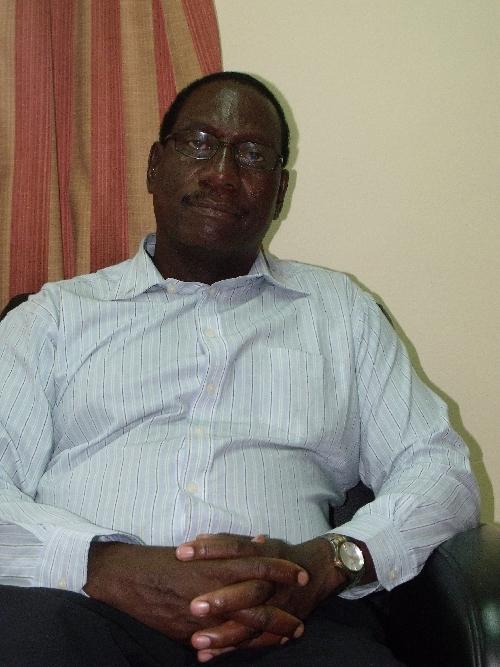 Vilbard Usiku, Employment Equity Commissioner