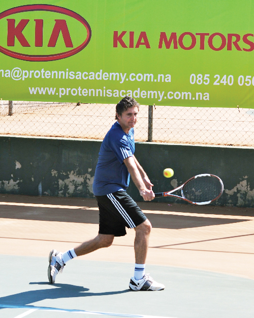 Senior players can choose whether they want to participate at the Beginner, Intermediate and Advanced.