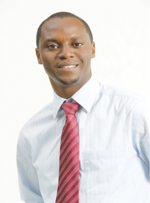Tim Ekandjo, founder and president of the Institute of People Management of Namibia (IPM).