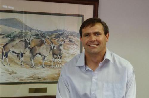 Stefan de Bruin, CEO of Oryx Properties.