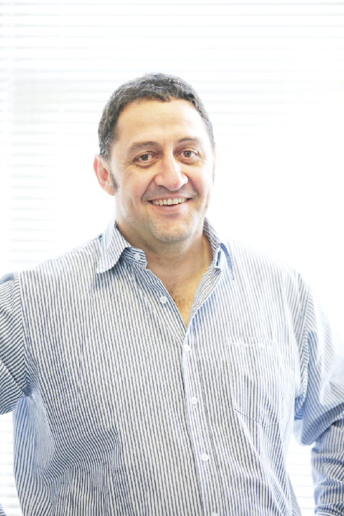 Marius Burger, new general manager for MultiChoice Namibia.