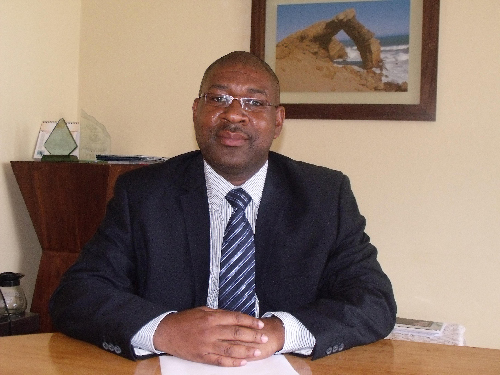 Digu //Naobeb, CEO of the Namibia Tourism Board
