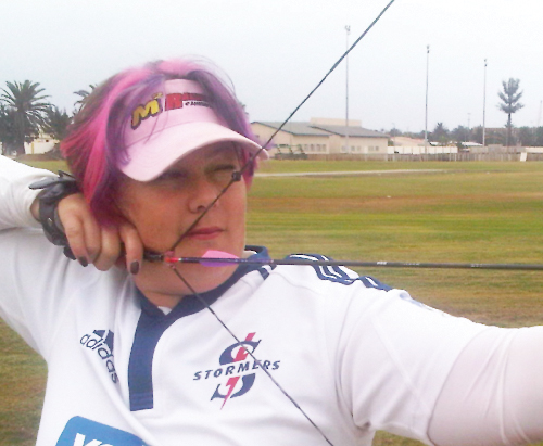 Iroleen Page will also represent Namibia at the African Archery Championships in Morocco.
