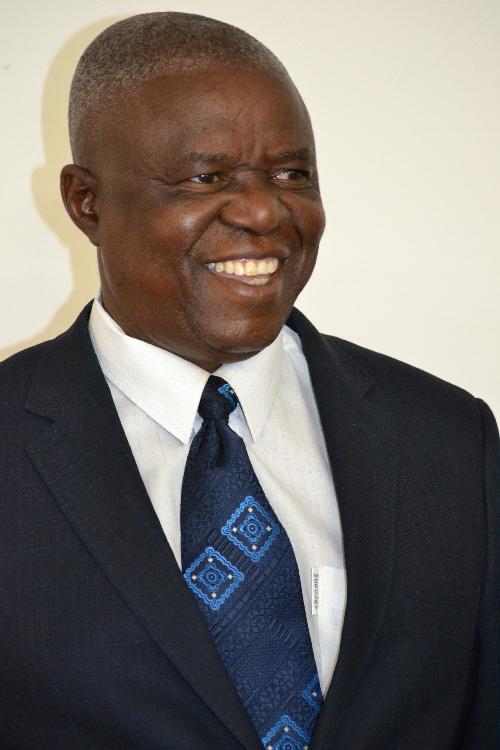 Bob Kandetu, new communications chief at Trustco