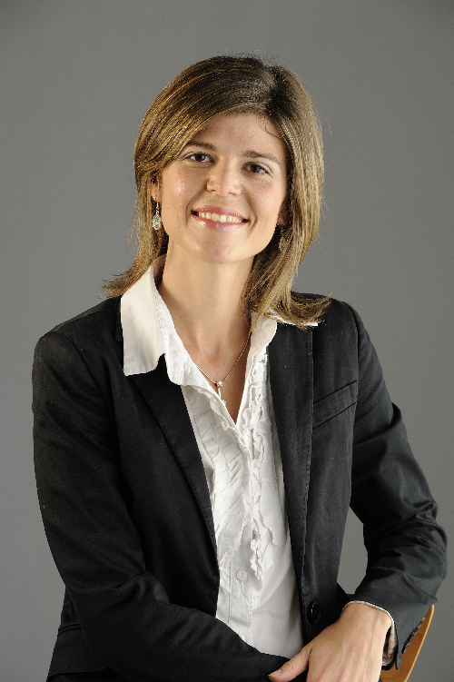 General manager of Team Namibia, Lizette Foot. (Photograph contributed)
