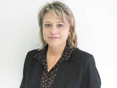 Ina Muir, forensic auditor at Bank Windhoek.