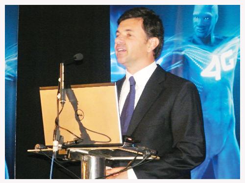 Miguel Geraldes, MTC's managing director.