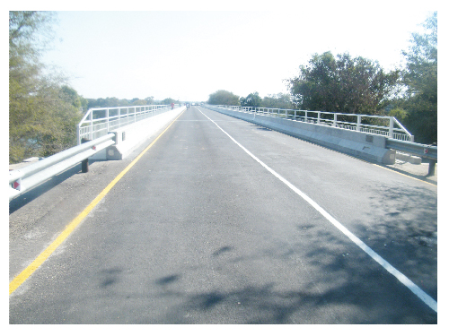 The new dual lane Divindu Bridge in Kavango Region. (Photograph by Hilma Hashange)
