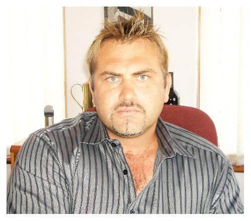 Namibia Breweries Limited managing director, Wessie van der Westhuizen,