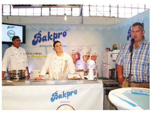 It may not be the famous TV show, Master Chef but it is Namibia's premier baking competition.