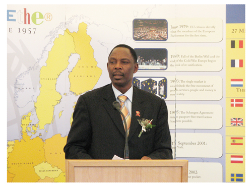 Minister Richard Kamwi(picture) says that healthcare should be accessible and affordable to all.
