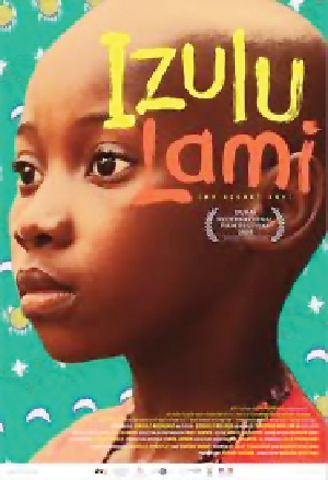 Sobahle Mkhabase plays Thembi in 'Izulu Lami'. The young actress received the Best Actress Award at the main African Film Festival in Tarifa, Spain.