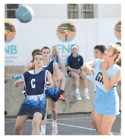 The Janine and Suzelle Davin Trust FNB WHS Sport Festival brought together hundreds of  learners from different schools to compete in a variety of sport codes.