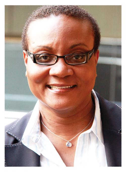 New Engen MD, Nangula Hamunyela