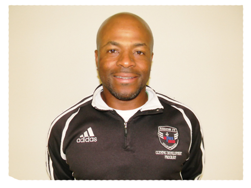 Edward Henderson, is a retired African-American professional soccer player and former Nevada Director of Youth Coaching.