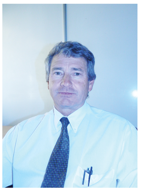 Harald Schmidt, Executive Vice President of the Windhoek Showground Society.
