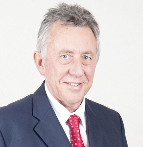 Chairman of the Bankers Association of Namibia, Christo de Vries.