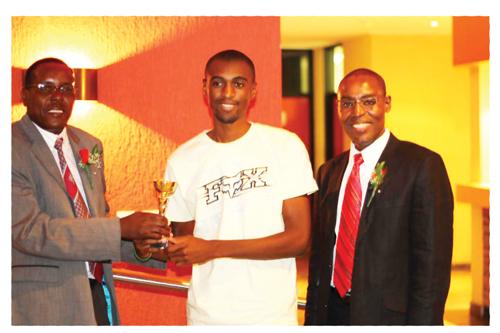 Penda Hashoongo. (Photograph contributed)