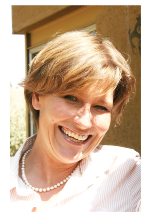 Dr. Juliane Zeidler, the newly elected Global Chair of the IUCN Commission on Education and Communication