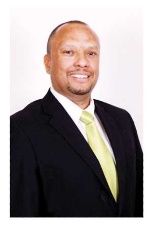 Mr Rowan Kleintjie, MD of Dimension Data Namibia.