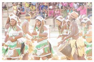 The event was organized by the Directorate of National Heritage and Culture Programmes. (Photograph by David Adetona)