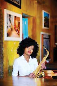 The young Jazz artist who dares to be different by proving that Jazz is not just for the old but for the young too. Suzy Eises is back to perform on Namibian soil.