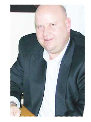Desmond van Jaarsveld