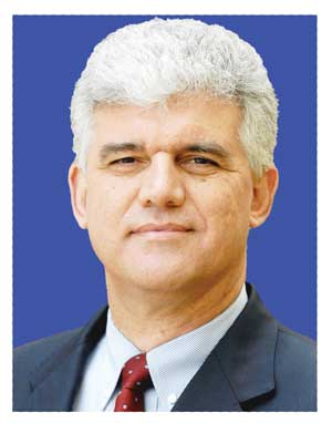 Mario A. Spangenberg, president and managing director of GM Africa