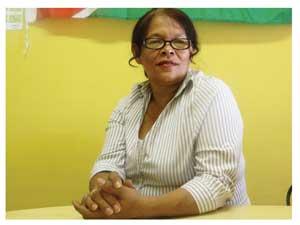 Tina De Koe, owner of El-Co Photo Studio-Printor