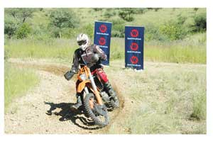 An action packed race will be expected at the first round of the 2013 Bank Windhoek Namibia National Enduro Series which will kick off at the Tony Rust race track on Saturday.