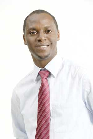 Tim Ekandjo, Chief Human Capital & Corporate Affairs Officer at MTC and Founder and President of IPM Namibia