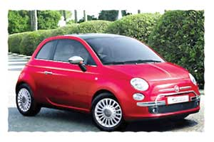 Unmistakably Italian, Undeniably You, the new 3-door Fiat 500