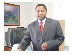 Dr Abraham Iyambo