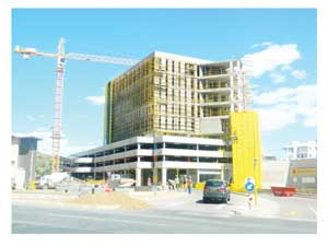 Oryx Properties is the developer driving the new office tower forming part of the Maerua Mall complex.