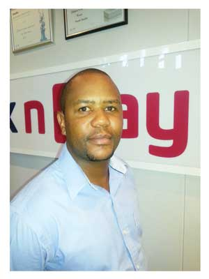 Michael Hongonekua, centralised buying manager at Pick 'n Pay.