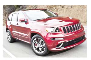 Bigger, badder and even more sinister the Jeep Grand Cherokee demands respect wherever it is encountered on the road.