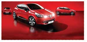 Fall in love with every kilometre in the all new Renault Clio designed with va va voom.