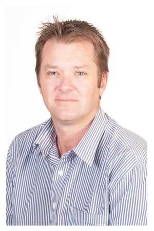 Jacques Steenkamp, Branch Manager, Savino Del Bene Namibia