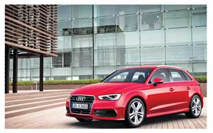 The irresistible Audi A3 Sportback