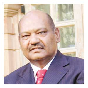 The Executive Chairman and founder of Vedanta Group, Anil Agarwal
