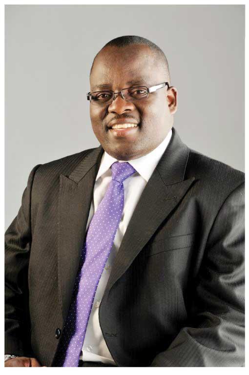 Team Namibia chairman, Tarah Shaanika.