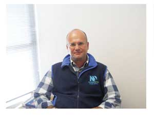 Mike Jandrell is the new Head of Field Sales at Namibia Dairies.