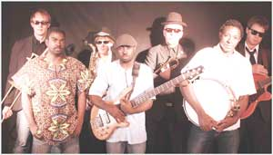The Fu Jazz All Stars will also perform at Windhoek's first Jazz night.