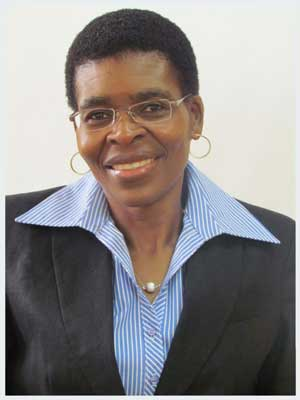Florentia Amuenje, Head of Human Resources, FNB