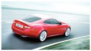 The exclusive Jaguar that will feature at the Standard Bank Auto Show.