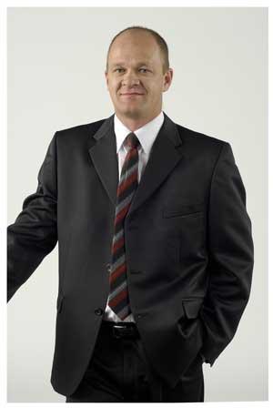 Danie von Solms, Manager: Bancassurance at Bank Windhoek
