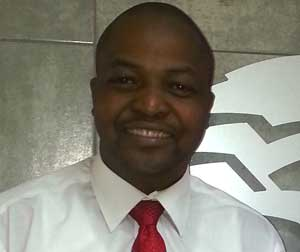 Daniel Motinga, Senior Manager Research and Development at FNB Namibia.